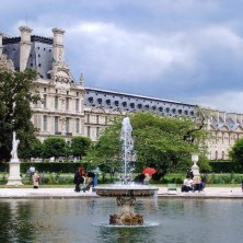 Louvre from Tuileries 4 - Copy