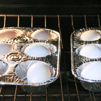 Step 2: Place in oven at 350 degrees for 30 minutes
