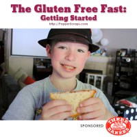 The Gluten Free Fast: Getting Started #iamgf