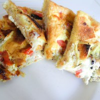 Frittata Fridays: Leftovers Frittata