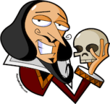 Shakespeare with website small