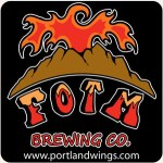 Fire On The Mountain Brewing Logo