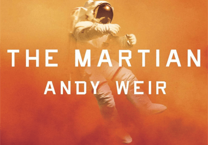Lost in Mars, Book Review on The Martian