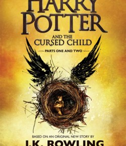 #BookReview of Harry Potter and the Cursed Child