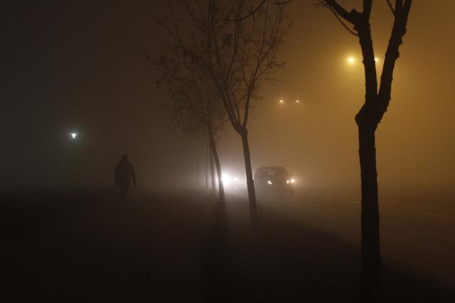 Bosnia air polution