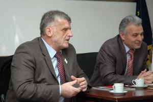 Salih Hot je zamenik predsednika opštine Tutin i visoki funkcioner SDA