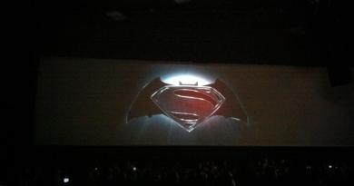 Superman-Batman LOGO