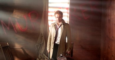 "CONSTANTINE -- ""The Rage of Caliban"" Episode 102 -- Pictured: Matt Ryan as John Constantine -- (Photo by: Daniel McFadden/NBC)"