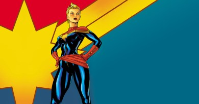 Marvel Comics Captain Marvel - making leap to the big screen.