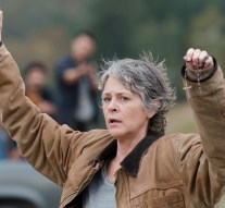 Melissa McBride as Carol Peletier - The Walking Dead _ Season 6, Episode 15 - Photo Credit: Gene Page/AMC