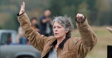 Melissa McBride as Carol Peletier - The Walking Dead _ Season 6, Episode 15 - Photo Credit: Gene Page/AMC