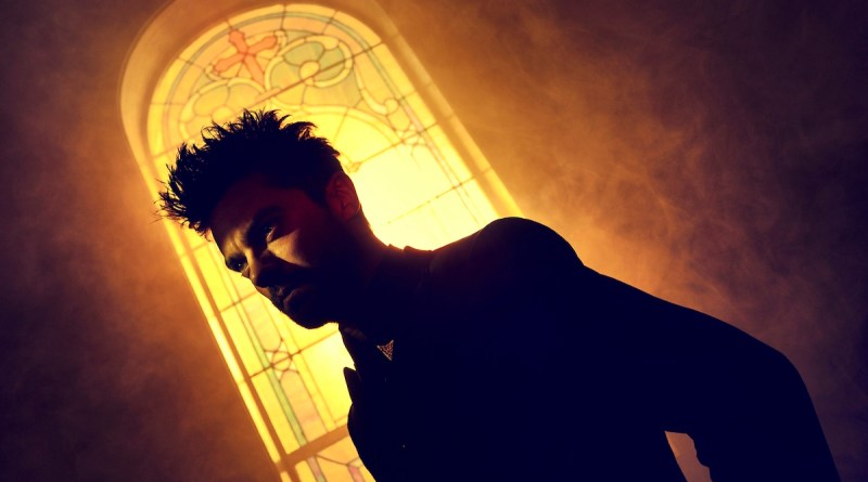 Dominic Cooper as Jesse Custer; Preacher _ Season 1, Gallery - Photo Credit: Lewis Jacobs/AMC