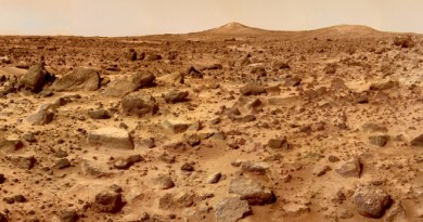 Overcoming Challenges To Mars