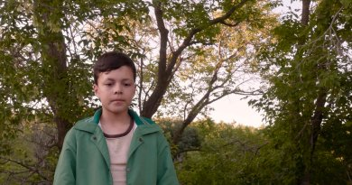 Young Mike has done some very bad things. In the Woods. Involving hooks.