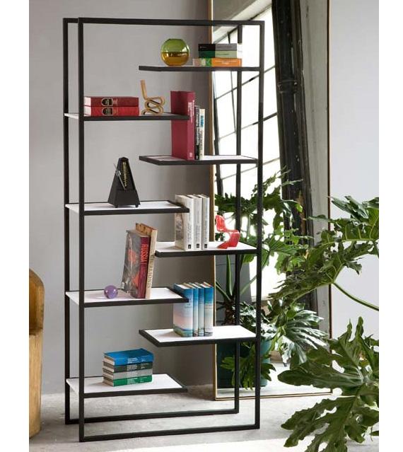 bookshelf design from faktura