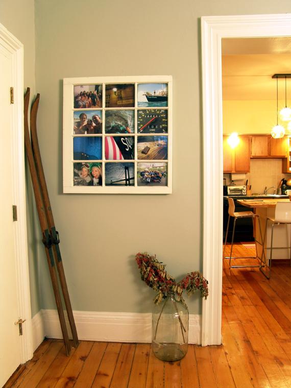 Living Room Decorating Frames