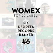 Womex named Six Degrees in their top 20 list of Best Labels for 2016