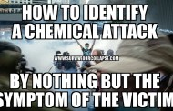 Chemical attacks: How to identify them by symptom