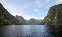 Doubtful Sound Fjords