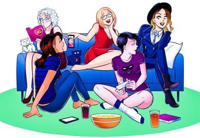 'The Secret Loves of Geek Girls' is a Must Read