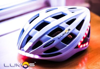 The Lumos Helmet Adds Safety Tech to Bike Riding