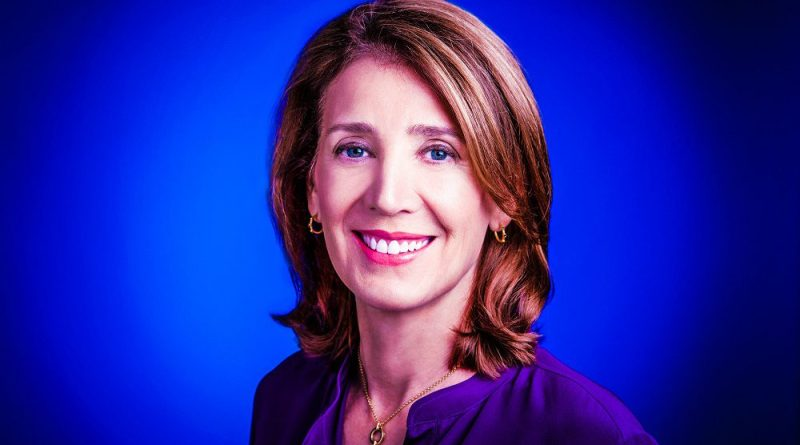 Ruth Porat Does Her Finance Magic Now as New Google CFO