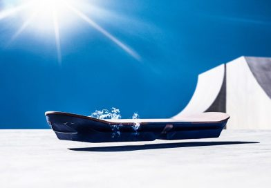 Lexus Slide: A Hoverboard That Even Marty McFly Would Love