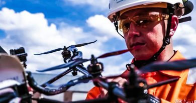 Drones to Inspect Oil and Gas Facilities? [Video]