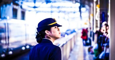 Japanese Train Station Kept Alive for Only One Passenger