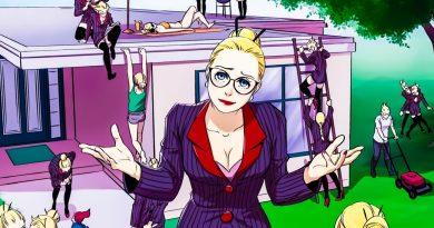 Paradox Girl: Your New Favorite Comic Heroine