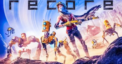 ReCore: In a Desolate World Robots Are Both Friend and Foe