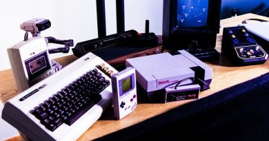 Key Developments within the Gaming Industry in the Last 3 Decades