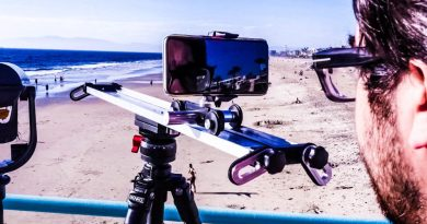Rollocam Works on a Cool Affordable Motorized Camera Platform
