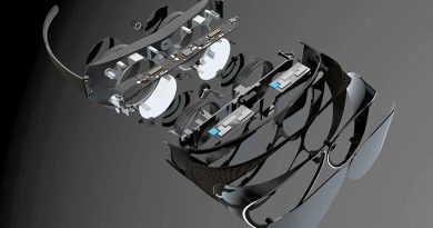 Dlodlo Introduced Their New VR Device Glass V1