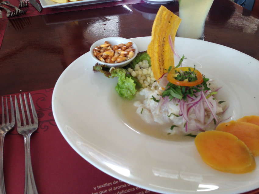 Ceviche: Quick, Simple and Healthy Taste of the Tropics