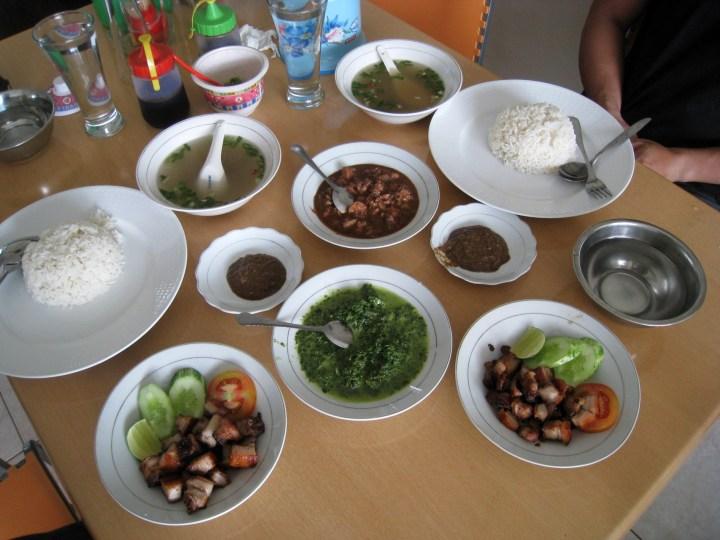 Indonesian Cuisine, Batak