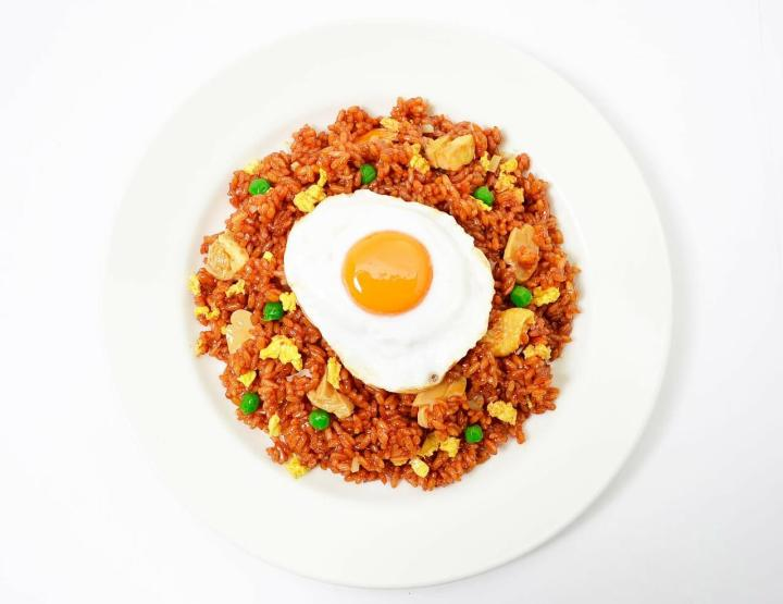 Nasi goreng, Fried Rice, Rice, Leftovers, Egg, Southeast Asia