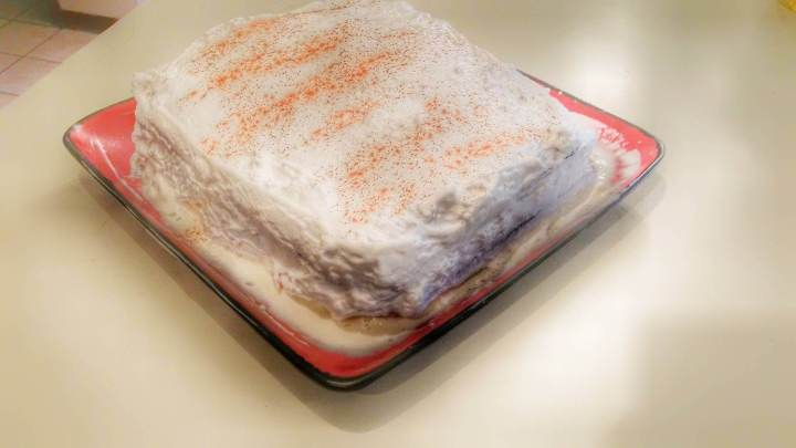 Tres Leches, Tres Leches Cake, Whipped Cream, TropicsGourmet, Cake, Dessert, Baking