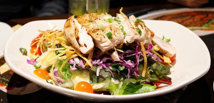 Salad, Cuban Salad, New Year's Eve, New Year's Dinner