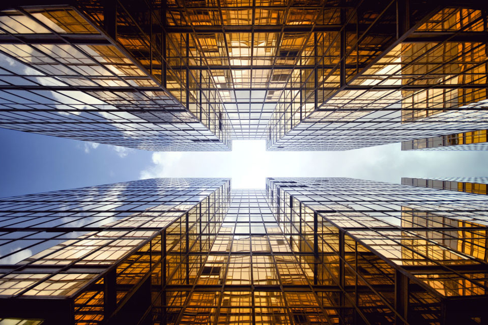 Hong Kong above - photography from the Vertical Horizon project
