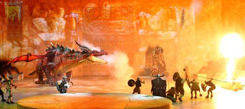 Nightmare attack during Dragon Olympiad, photo credit Todd Kaplan