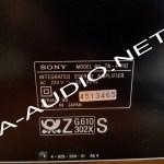 Sony TA-F110