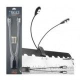 Лампа за стойка за ноти Stagg MUS-LED 4