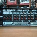 Миксер Behringer VMX300