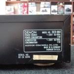 CD плеър Denon DCD-860
