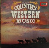 Грамофонна плоча The Nashville Gamblers – The Westward Wanderers ‎– Original Country & Western Music – Архив