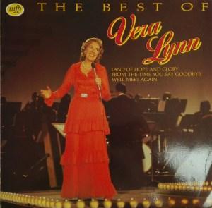 Грамофонна плоча  Vera Lynn – The Best Of Vera Lynn