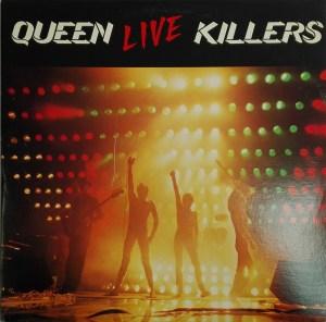 Грамофонна плоча  Queen – Live Killers
