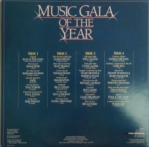 Грамофонна плоча  Various – Music Gala Of The Year