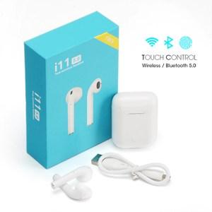 i11-TWS-Wireless-Headset-Airpods-Bluetooth-5.0-Touch@ido.lk_